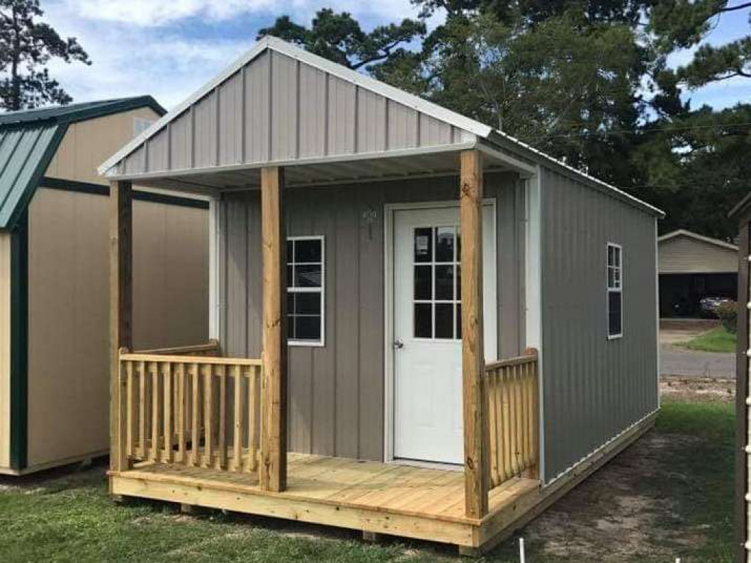 Find an Outdoor Building That Suits Your Needs with help from G & D Portable Buildings